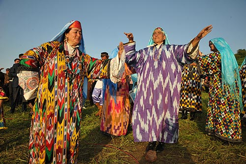Asrlar Sadosi 2012 Festival der traditionellen Kultur ...